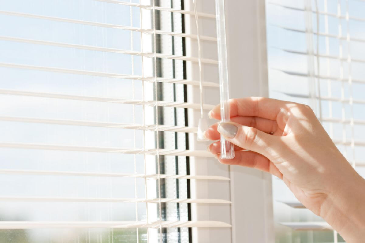 uPVC Window Blinds Nottinghamshire